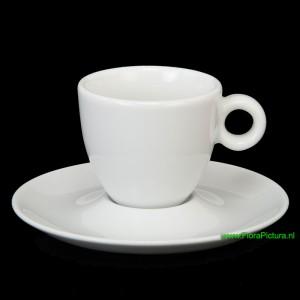 Espresso kopje, 80 ml.