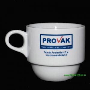 Koffiekop Provak