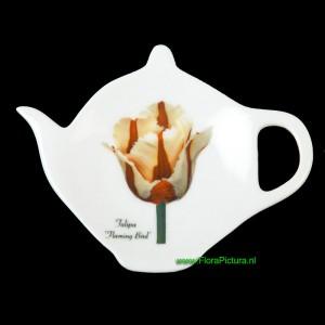 Theezakjeshouder Tulp