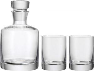 Whiskey Karaf met 2 glazen